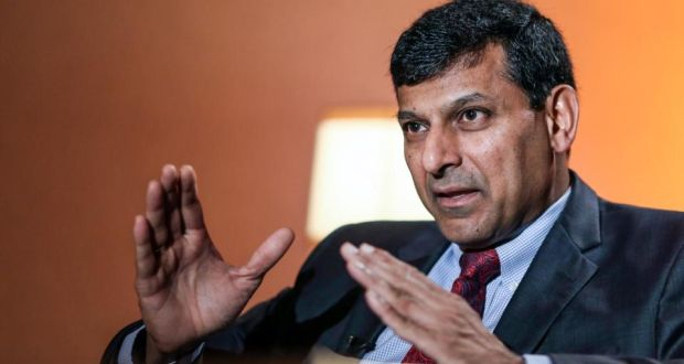 Raghuram Rajan, India's central bank governor