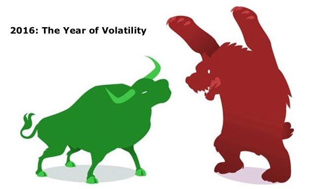 2016: The Year of High Turbulence & Volatility