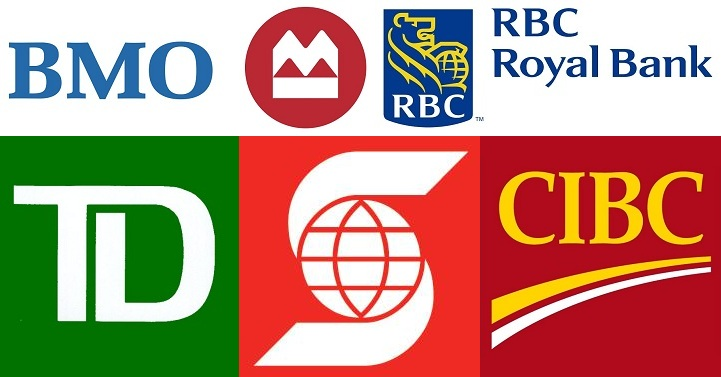 Image result for big five bank canada